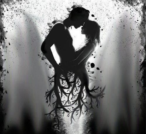 Image result for lovers apart