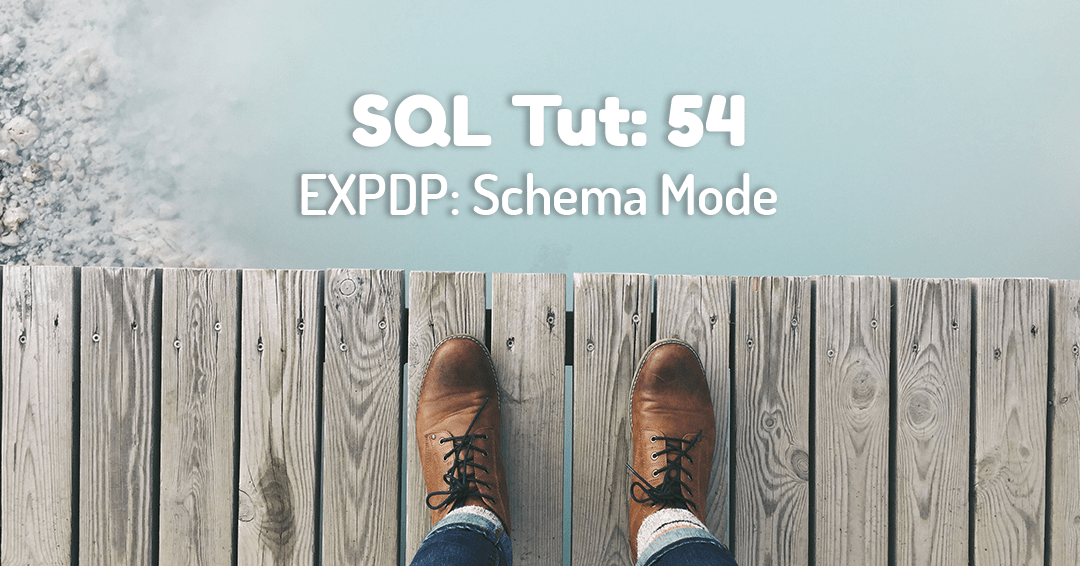 How to Export Schemas Using Expdp Data Pump Utility | RebellionRider