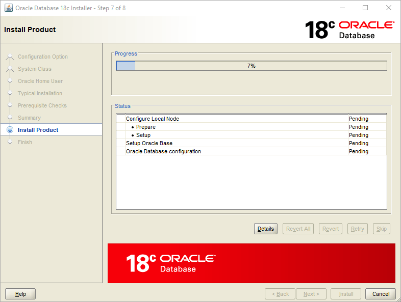 How To Install Oracle Database 18c On Windows 10 | RebellionRider