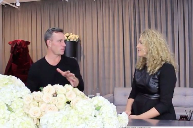 This Celebrity Florist Has Worked With the Kardashians, Oprah Winfrey and More. He Shares 8 Tips for Pursuing Your Passion.