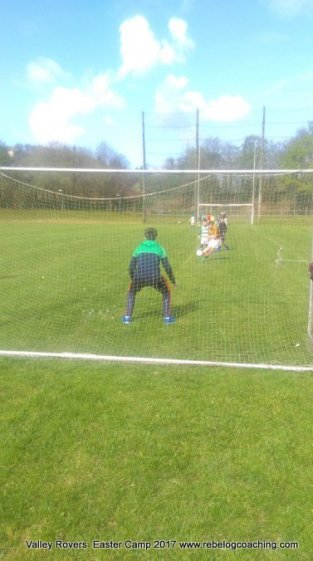 valley rovers easter camp 3