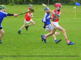 Donal Power Cup Matches (100)