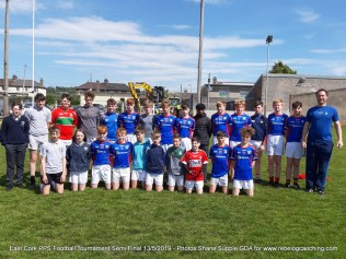 East Cork PPS Semi Finals 13th May 2019 (1)