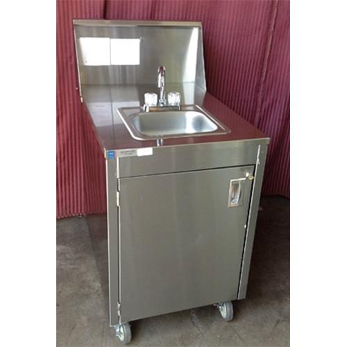 hand washing station hot cold
