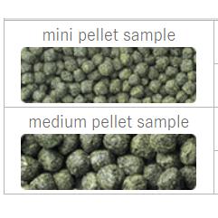 Hikari Cichlid Excel Pellet Size at Rebel Pets