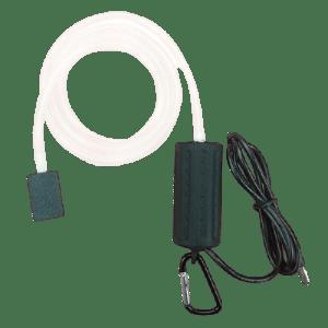 Mini USB Air Pump Black at Rebel Pets