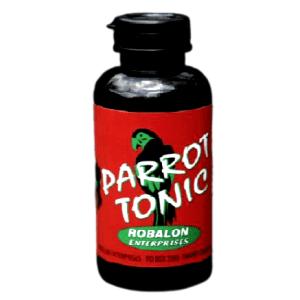 B2170 Parrot Tonic Bottle at Rebel Pets