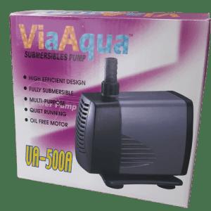VF3000 ViaAqua Pump VA-500A at Rebel Pets
