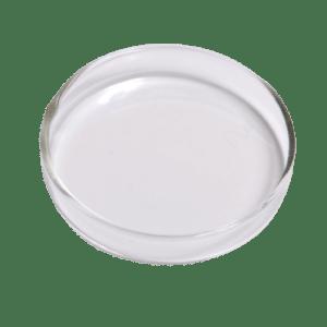 IMGSD85 Glass Feeding Dish at Rebel Pets