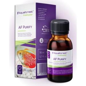 Aquaforest Freshwater Purify 50ml at Rebel Pets