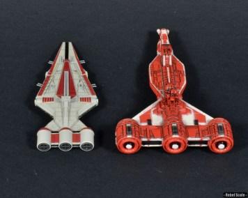 Titanium Cruiser comparison