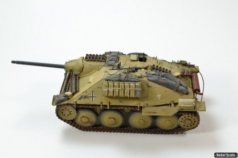Hetzer Afrika Korps