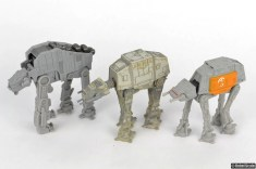 Comparison to Titanium AT-AT