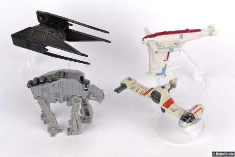 The Last Jedi vehicles
