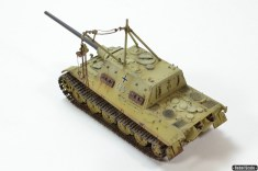 Dragon 1/72 Jagdtiger with crane
