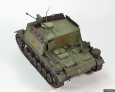 Soviet Sig 33b 1/35