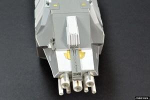 AT-AT Barge engine detail