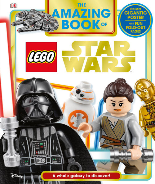 The Amazing Book of LEGO Star Wars - Cover
