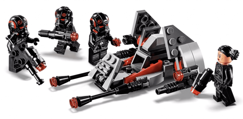 Rebelscumcom Lego Star Wars 2019 Battle Pack Sets
