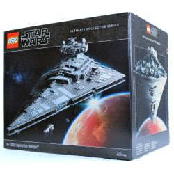 75252 Imperial Star Destroyer - Exterior Box