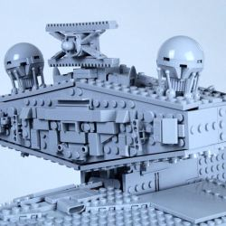 75252 Imperial Star Destroyer - Command Tower