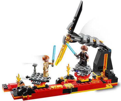 75269 Duel on Mustafar - product image