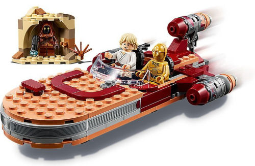 75271 Luke Skywalker's Landspeeder - product image