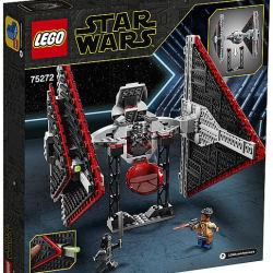 75272 Sith TIE Fighter - box rear