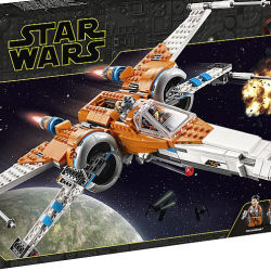 75273 Poe Dameron's X-wing Fighter - box front