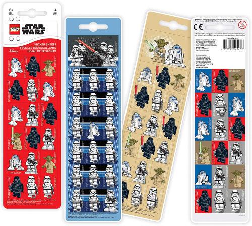 LEGO Star Wars Sticker Set