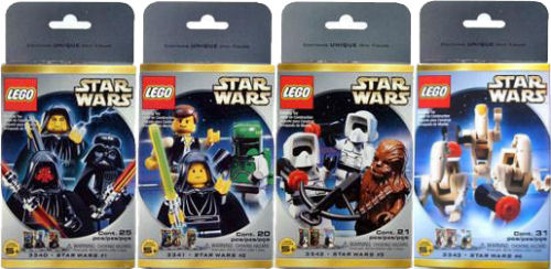 Rebelscumcom Lego Is A Star Wars Cmf Wave Coming