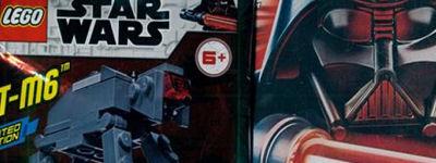 Rebelscumcom Uk News Lego Star Wars Magazine Issue 48