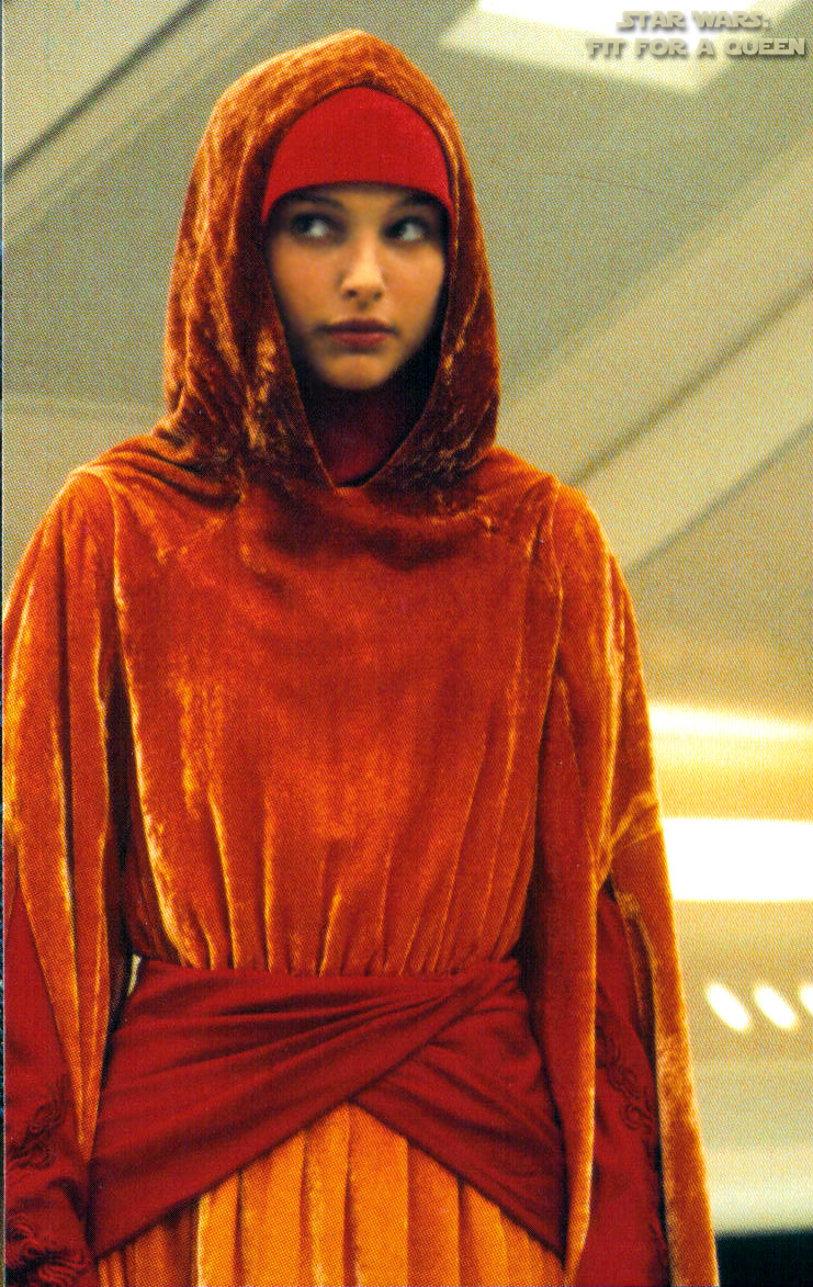 Image result for padme handmaiden costume