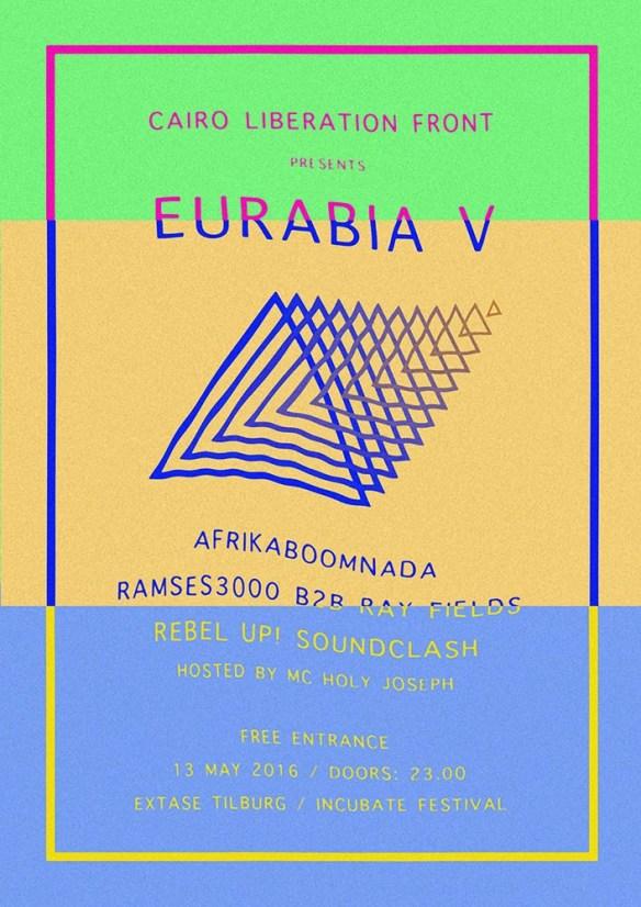 Eurabia V poster