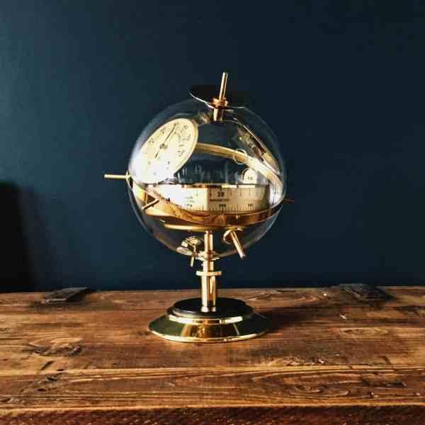 Prestige Weather Station