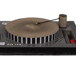 cat scratcher record player