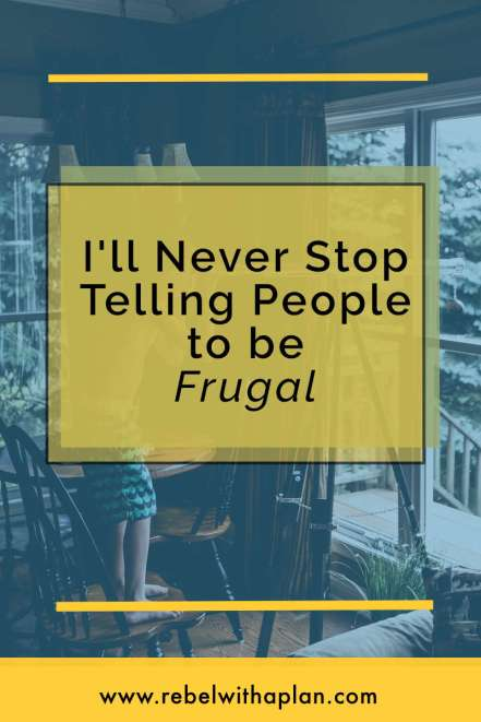 Frugality is not one size fits all. Money management is centers around understanding your behavior habits towards money. Frugality makes you conscious+better at understanding your behaviors and getting financial confidence