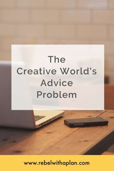 The creative industry has seen a huge popularity with digital info products and advice monetization. It's an advice gold rush and everyone's looking to cash in. Click through to read how this is hurting the creative industry