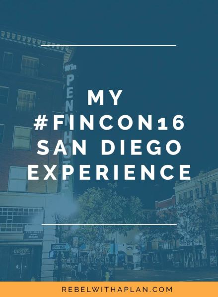 Attending FinCon16 was one of the best decisions I ever made. The conference for financial and online media bloggers was a wonderful place to connect with likeminded people and see and hear all things money related. Click through to read my FinCon16 experience