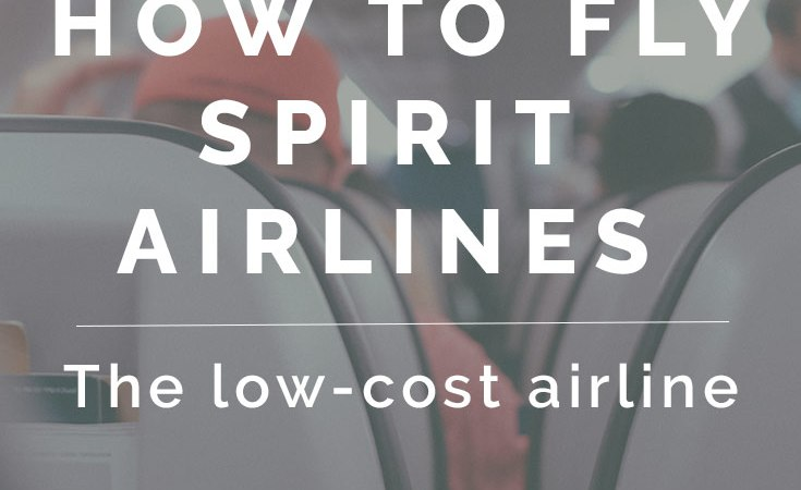 Looking for a low-cost, budget-friendly way to fly? Spirit is the answer. I used them for a flight and spent around half of what it would have cost to go with a major airline. The bare bones flights are great, but you do have to watch out for hidden fees. Click through to find out more about flying with Spirit!