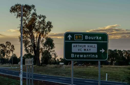 bourke nsw new south wales