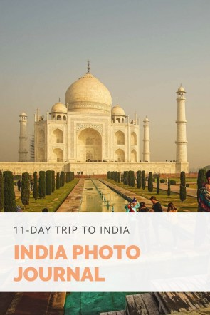 India photo journal