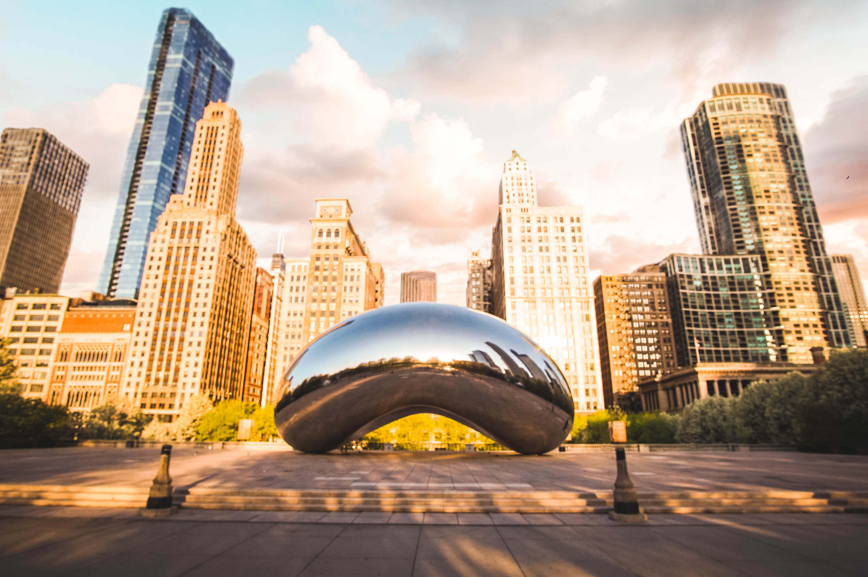 Chicago travel & a monthly update: July 2018