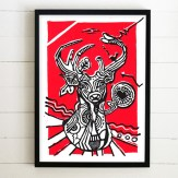 deer_framed