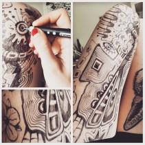 scribble-8