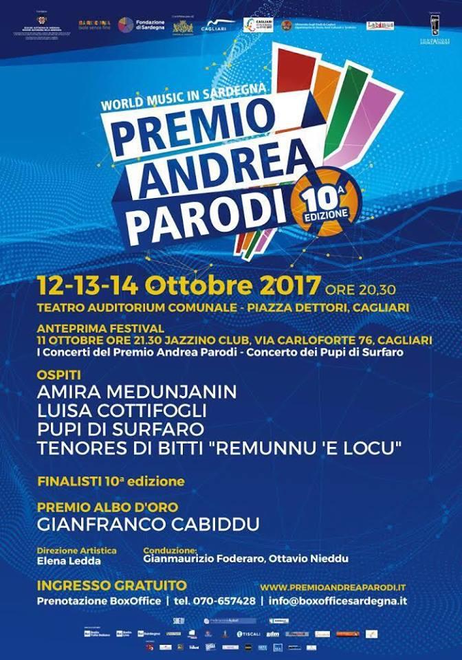 I Rebis sono tra i dieci finalisti della decima edizione del Premio Andrea Parodi.