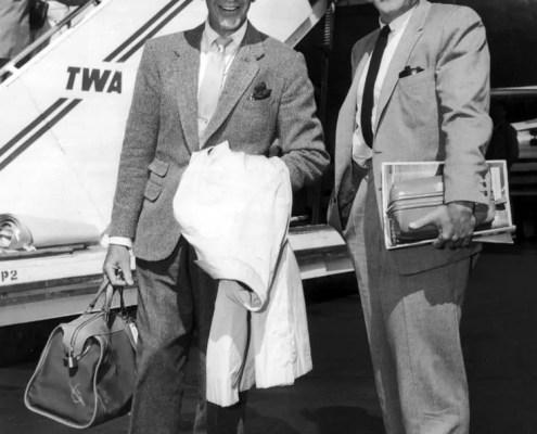 Fred Astaire und Gene Kelly mit Weejuns Pennyloafern von G. H. Bass