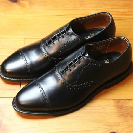 Allen Edmonds Hale black - Business Classic