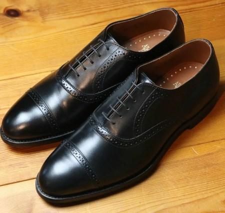 Allen Edmonds Van Ness - Business Comfort Collection