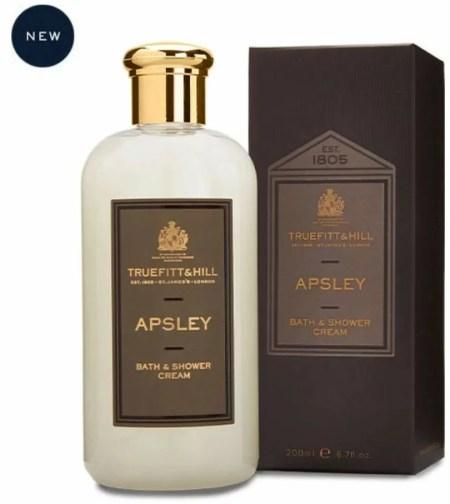 Apsley Bad- und Duschgel von Truefitt & Hill